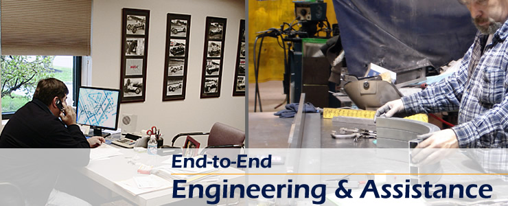End-to-End Engineering & Assistance